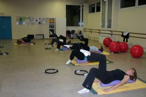 Pilates - Cours AH Fitness
