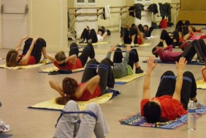Forme pour tous - cours ah fitness