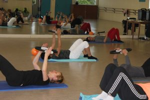 pilates cours ah fitness
